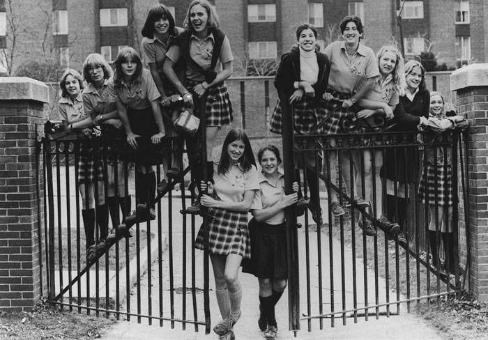 Members of the Class of 1981