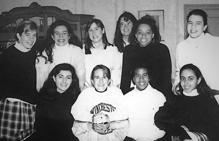 Members of the Class of 1991: Recognize this photo?