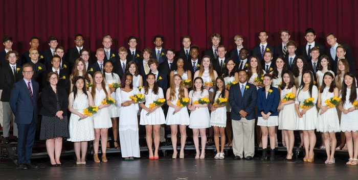 Class of 2016 Commencement Photo