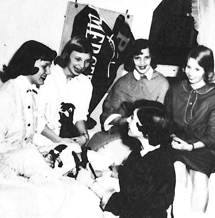 Members of the Class of 1951